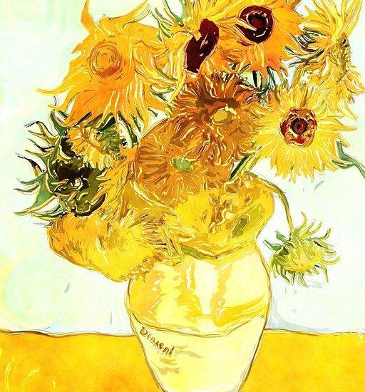 Aquarelle Van Gogh
